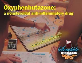 oxyphenbutazone